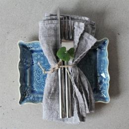 Delikatessfat - Havsblå