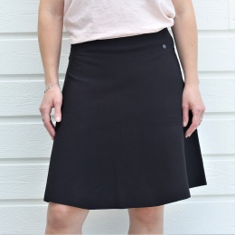 New Lillypilly Skirt - Caviar
