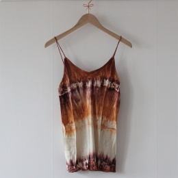 Arizona Bias Camisole - Terracotta Combo