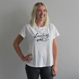 Kathy - Lucky boxy T-shirt