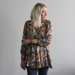 Jeanett Wallflower blouse