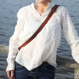 Nubethan Blouse - White