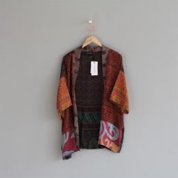 Kimono Kort - Multifärgad
