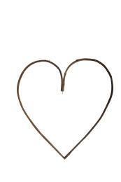 Hjärta i kanelträ