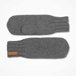 Klara Mittens - Pebble Grey
