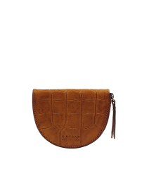 Laura's Purse - Cognac Croco