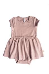 Lisen body - Solid Vintage pink