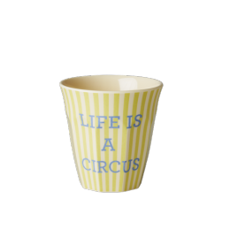 Liten mugg - Life is a circus