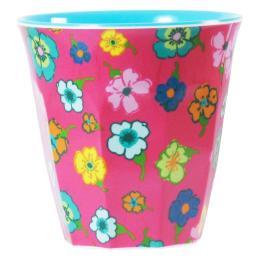 Mugg - Pink Flower