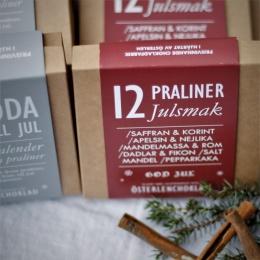 Praliner - Årets julbox