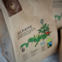 FTO Krav Julkaffe 250g