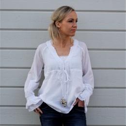 Bali blouse - White