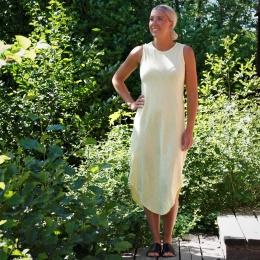 Klänning Ulrika - Gul