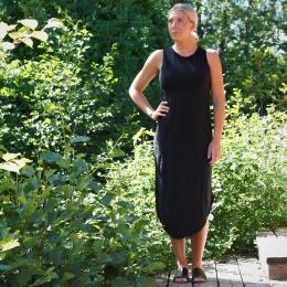 Klänning Ulrika - Svart