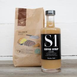 Kaffesirap - Karamell
