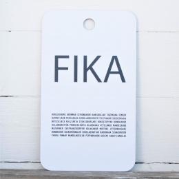 Skärbräda - FIKA