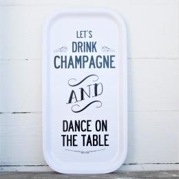 "Bricka ""Champagne"""