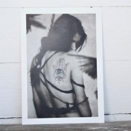 A4 Poster - Hamsa