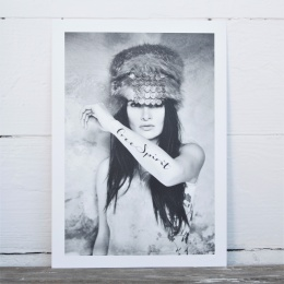 A4 Poster - Free Spirit
