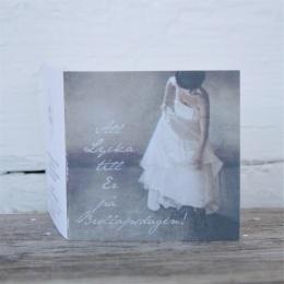 Litet Kort - Bröllopsdagen