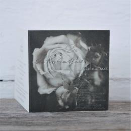 Litet Kort - La vie en rose