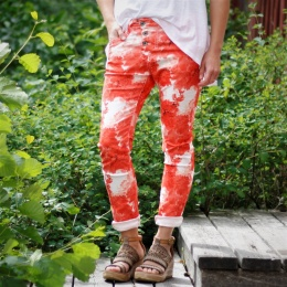 Jeans - Flower