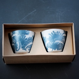 Gift Box 2cups - Makrill