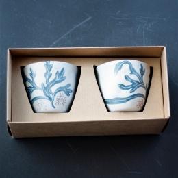 Gift Box 2cups - Seawead