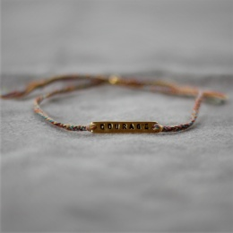 Courage - Multicolor/Gold