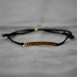 I Choose Happiness - Black/Gold