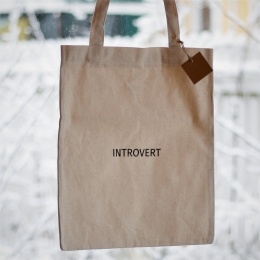 Tote Bag - Introvert