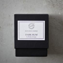 Doftljus Smoked - Dark Rum