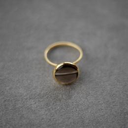 Smokey Ring - Gold