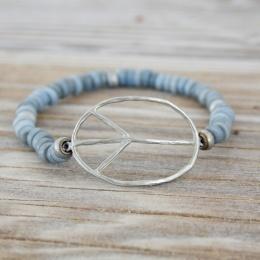EVE Peace - Blue/Silver