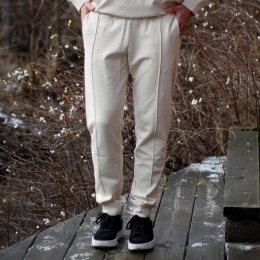 Ö-Sweat Lounge Pant - Bone