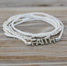 Faith - White
