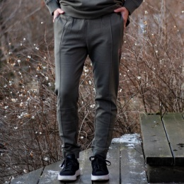 Ö-Sweat Lounge Pant - Olive Green