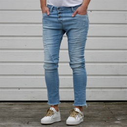 C Light Cut - Blue Denim