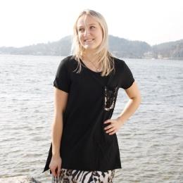 Melina Top - Svart