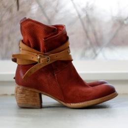 Boots - Sangria