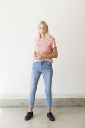 Madison Jeans - Blue