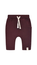 Manny Sweatpants - Bordeaux