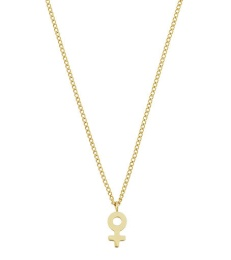 Me Mini Necklace - Gold