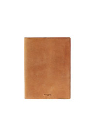 Notebook Cover - Camel