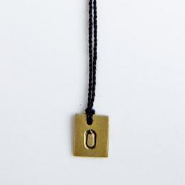 Halsband - Bokstav