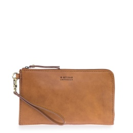 Travel Wallet - Eco-Classic Camel