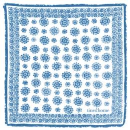 Servett boheme - Azulblå