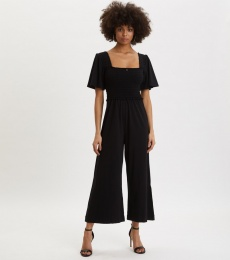 Peppy Jumpsuit - Almost Black