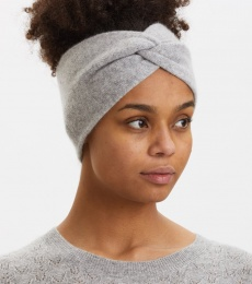 Quinn Headband - Grey Melange
