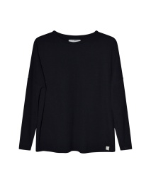 Ry Rib Top - Black